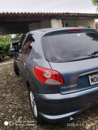 peugeot 206 2006 1.4 holiday 5p