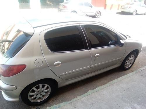 peugeot 206 2006 vendo auto de agenci