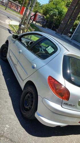 peugeot 206 2007 1.9 diesel premiun full super economico
