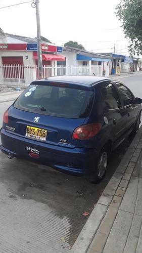 peugeot 206 2007 2007
