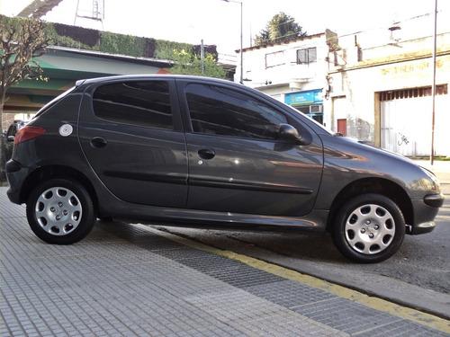 peugeot 206 2011 1.4 generacion muy cuidado !!!!