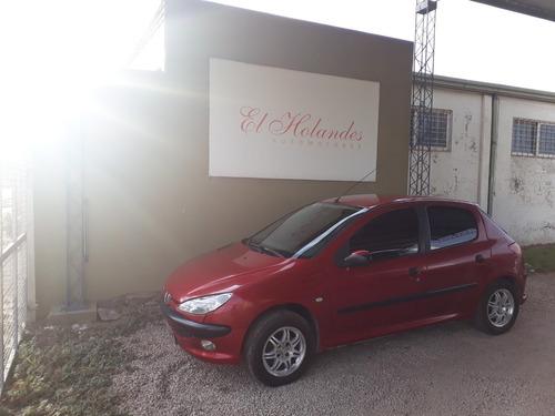 peugeot 206 5 puertas xt premium 2006