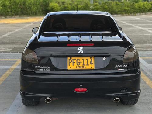 peugeot 206 convertible 1.6