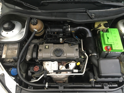 peugeot 206 coupe modelo 2005 1.400 cc