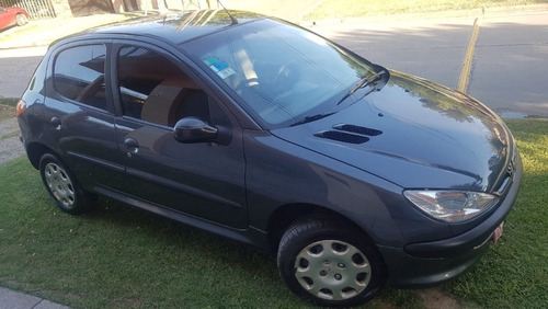 peugeot  206 generation 1.4  impecable!!