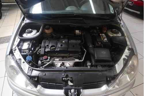 peugeot 206  hatch. feline 1.6 16v flex automático