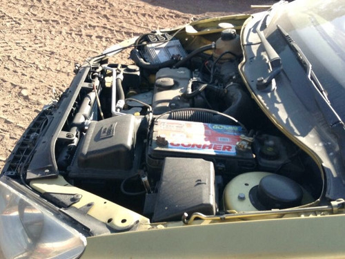 peugeot 206 motor 1.4 , caja estándar, kit de arranque, etc