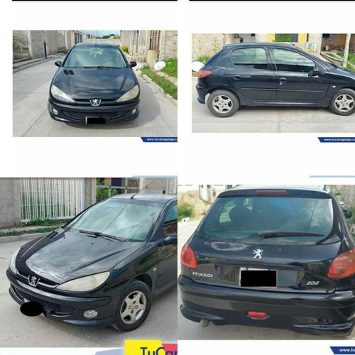 peugeot 206 secuencial