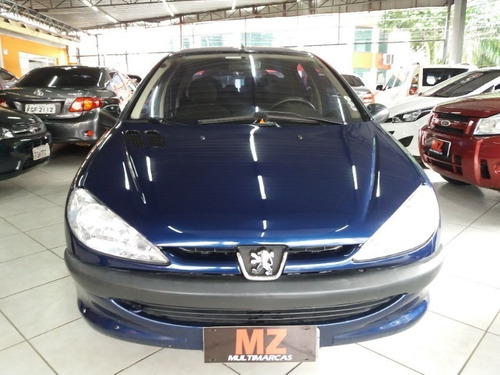 peugeot 206 selection 2003 1.0 4pts
