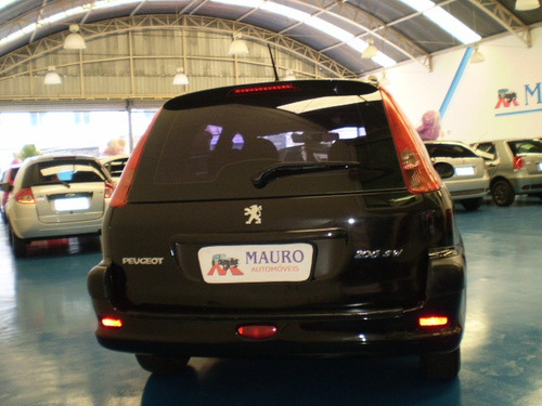 peugeot 206 sw 1.4 presence flex 5p mauro automóveis