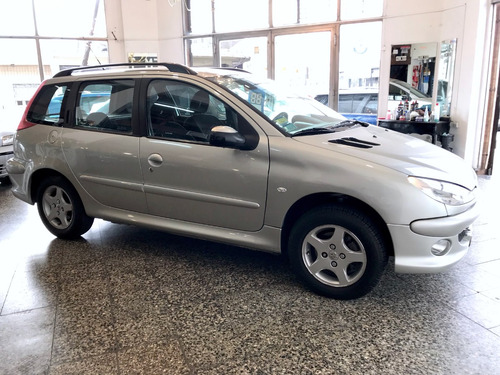 peugeot 206 sw familiar xt 1.6 n full-full, anticipo $
