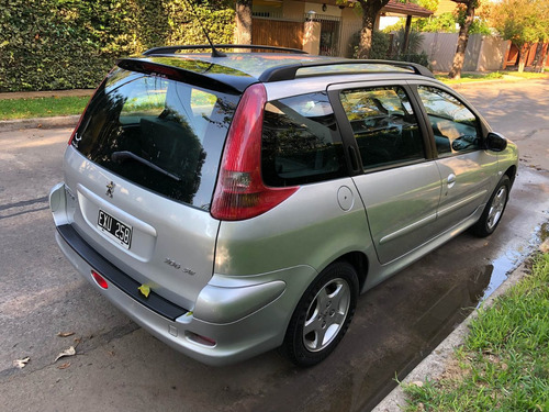 peugeot 206 sw xs premium 2005 unica permuto financio!!!