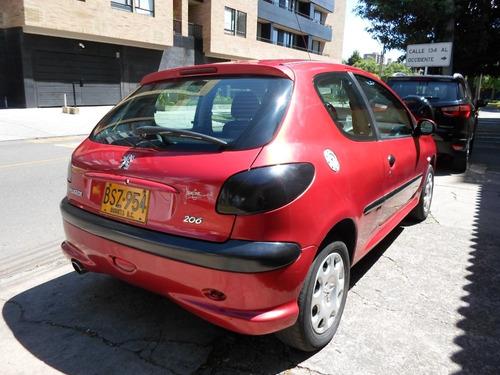 peugeot 206 xr 2006 coupe