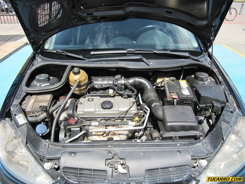 peugeot 206 xr mt 1400cc 3p