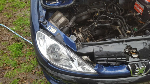 peugeot 206 xr presence a reparar motor