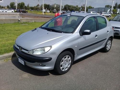 peugeot 206 xrd 5 ptas premium 2006 car one cg