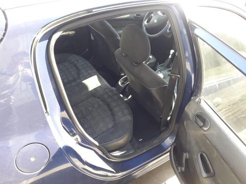 peugeot 206 xrd premium 5 ptas / diesel / 2005