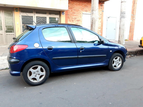 peugeot 206 xrp midnight 2005