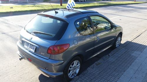 peugeot 206 xs 1.6cc¡¡¡¡ año 2008¡¡¡ extra full¡¡¡ impecable