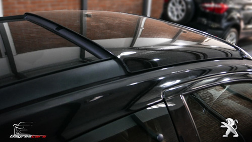 peugeot 206 xs premium 1.6 2007 negro