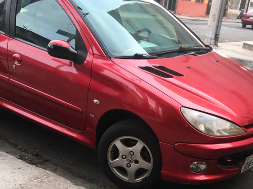 peugeot 206 xs premium 1.6 5 puertas