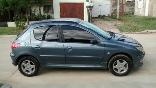 peugeot 206 xt premium 2007