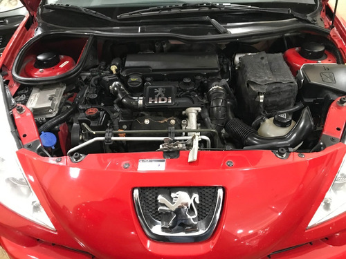 peugeot 207 1.4 5p hdi allure full año 2014 auto classic