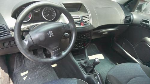 peugeot 207 1.4 compact urban sedan mt 2009