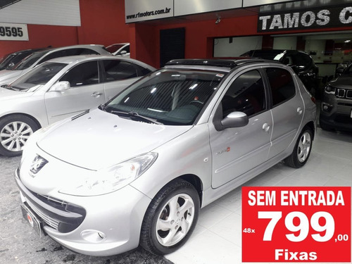 peugeot 207 1.4 quiksilver 8v flex 4p manual