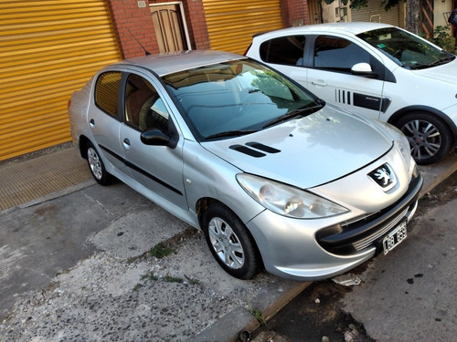 peugeot 207 1.4 sedan allure 2012 financio (aty automotores)