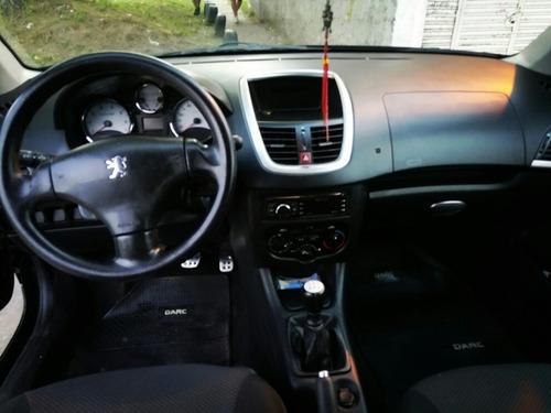 peugeot 207 1.4 sedan allure 75cv 2012