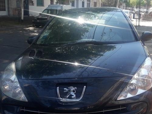 peugeot 207 1.4 sedan allure 75cv 2013