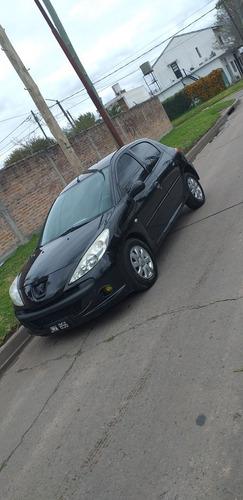 peugeot 207 1.4 sedan xs 2011