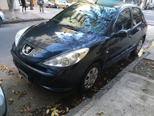peugeot 207 1.4 xr 2011 5 puertas nafta pcars