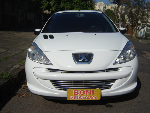 peugeot 207 1.4 xr 8v flex 4p manual