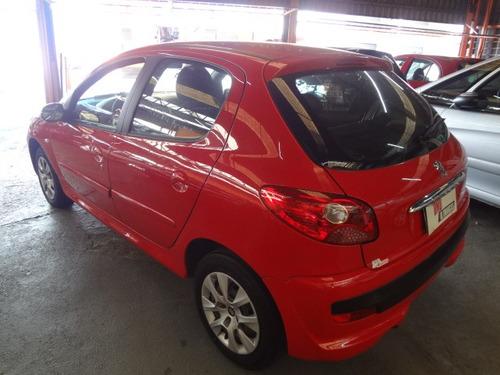 peugeot 207 1.4 xr flex 4p 2011