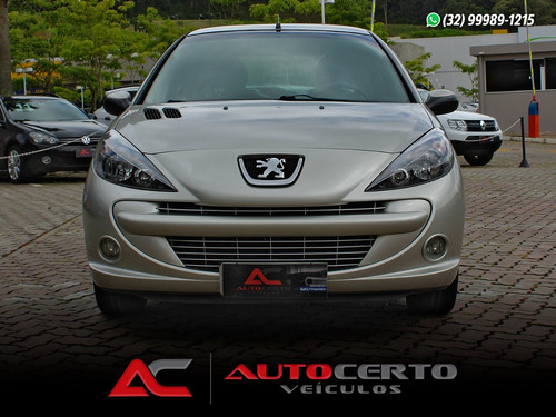 peugeot 207 1.4 xr sport 8v flex 4p manual