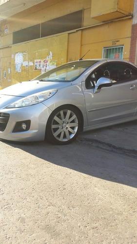 peugeot 207 1.6 coupe thp 156cv 2013