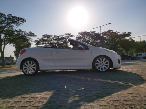 peugeot 207 1.6 coupe thp 156cv 2014