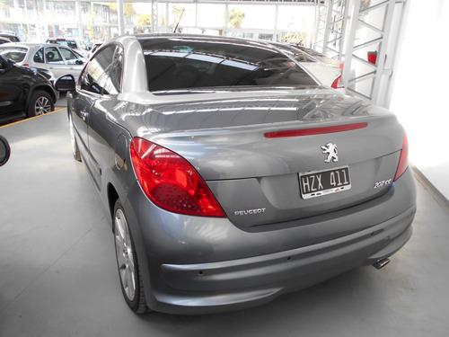 peugeot 207 1.6 coupe turbo 150 cv