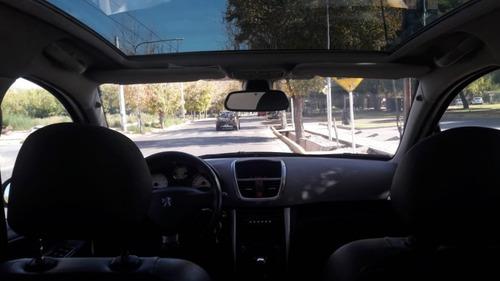 peugeot 207 1.6 gti 156cv hatchback 2012 90 mil km mendoza
