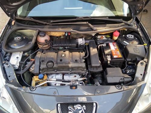 peugeot 207 1.6 xs passion 16v flex 4p automático