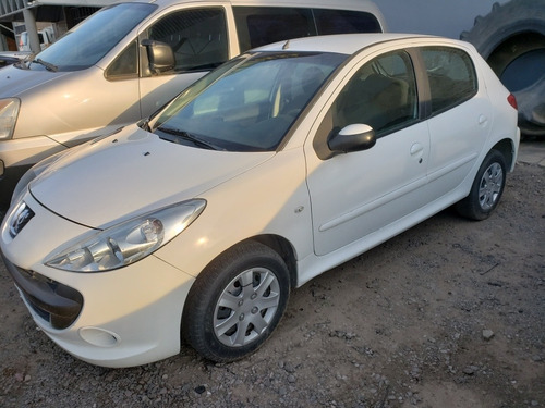 peugeot 207 1.9 compact xs diesel 2010 (agencia todo camion)