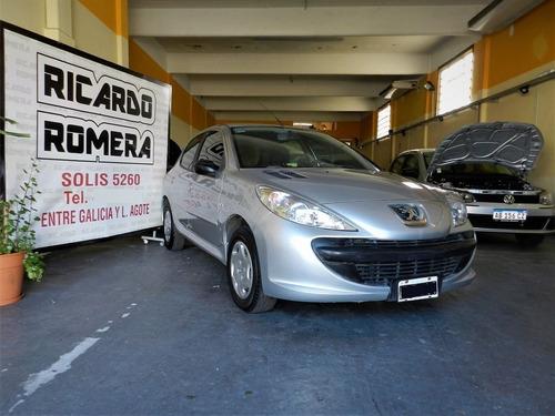 peugeot 207 1.9 (diesel aspirado) xr / 2009