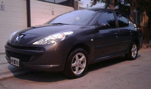 peugeot 207 1.9 sedan xrd 2009