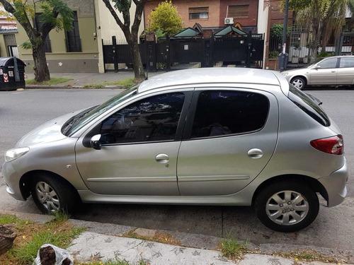 peugeot 207 1.9 sedan xs 2009