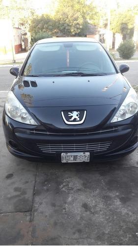 peugeot 207 2.0 sedan xt hdi premium 2009