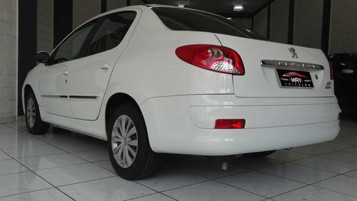peugeot 207 2014 1.4 active flex 4p - sedã | sedan