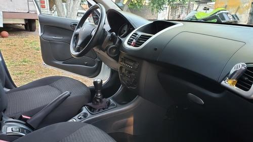 peugeot 207 2014 compact active 1.4 sedan 5p gnc