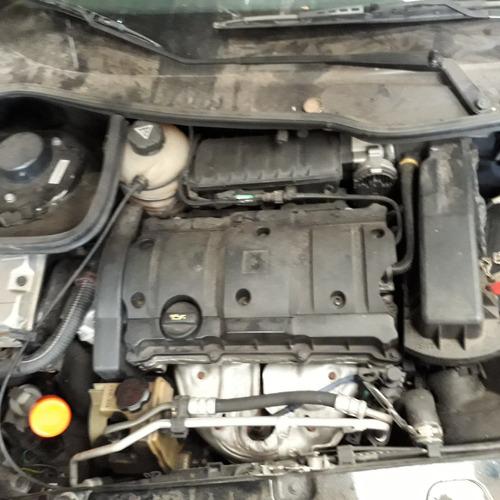 peugeot 207  5 p/12  1,6 16v baja definitiva motor completo